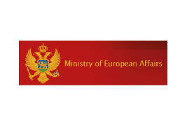 Ministry of European Affairs logotype