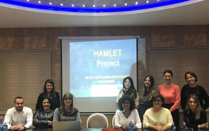 HAMLET project partners