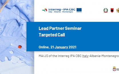 Lead Partner Seminar - Targeted Call